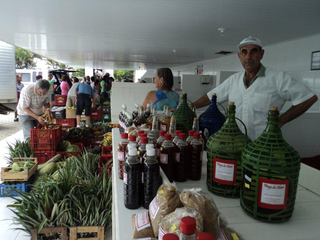A feira-livre de Cocal do Sul, ocorre todas as sexta, no pátio da Prefeitura, das 7h até as 15h30min.