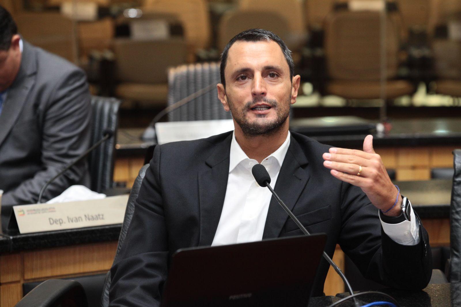Deputado João Amin (PP) foi quem indicou a moção. Foto: divulgação