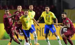 Brasil vence a Venezuela e se mantem 100% nas eliminatórias