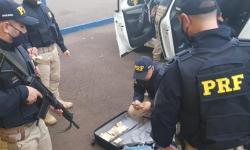 Presos cinco suspeitos de estarem envolvidos no assalto ao Banco em Criciúma