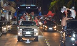 Próspera vence o Hercílio Luz e é campeão do Catarinense Série B