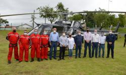 Serviço Aeromedico (Sarasul) começa a operar na região Sul de Santa Catarina