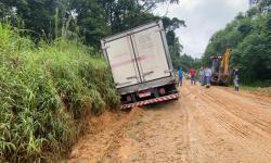Cocal do Sul em estado de alerta devido à chuva