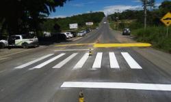 Cocal do Sul inicia instalação de novas placas de sinalização