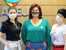 """Vereadora conhece projeto """"Jovens Talentos Empreendedores"""" da Abadeus e convida o Legislativo para ser parceiro desta iniciativa"""