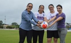 Cocal do Sul terá escolinha de Futebol para meninas