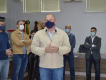 Rafael Guollo é o novo presidente do partido Progressista de Cocal do Sul