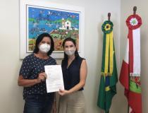 Vereadora Maria Luiza consegue recurso para a compra de um ultrassom obstétrico para a saúde