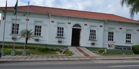 Governo Municipal de Cocal do Sul prorroga IPTU para 29 de maio
