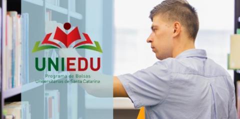 Uniedu inicia segundo ciclo de concessão de bolsas universitárias