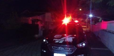Polícia Civil fiscaliza cumprimento de prisão domiciliar em Santa Catarina