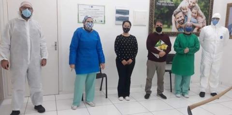 Urussanga: Protocolos de atendimento são discutidos e reforçados