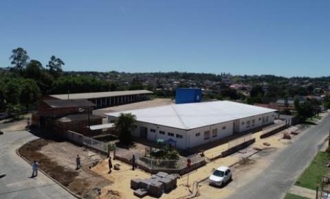 Cocal do Sul: governo inaugura reforma e ampliação de creche nesta quarta-feira