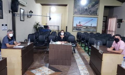 Câmara de Siderópolis retoma sessões presenciais e sem público