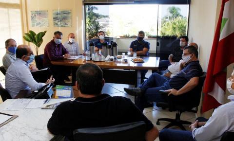 Setor público e privado de Forquilhinha discutem alternativas para amenizar a crise