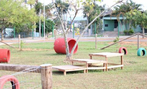 Espaço Pet do Parque Altair Guidi está pronto para uso