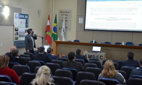 Em reunião, AMREC discute mais rigidez no combate ao coronavírus