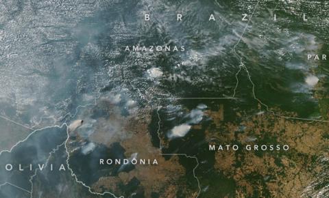 Nasa alerta para risco maior de incêndios na Amazônia: '2020 está programado para ser um ano perigoso', diz cientista