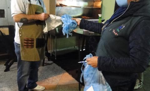 Urussanga: Vigilância Sanitária realiza 266 vistorias em tempos de pandemia