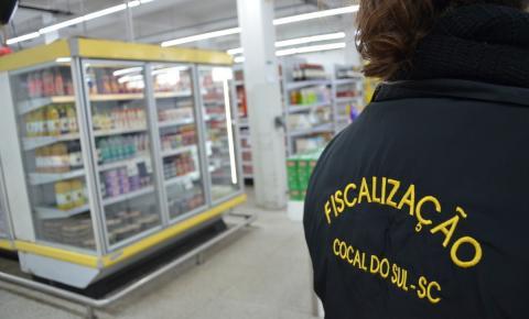 Fiscalizações são intensificadas em Cocal do Sul