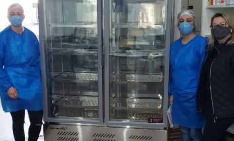 Governo de Urussanga adquire câmara fria para a Farmácia Municipal