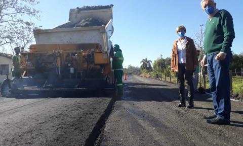 Prefeitura de Cocal do Sul inaugura dez obras nesta quinta-feira, dia 13