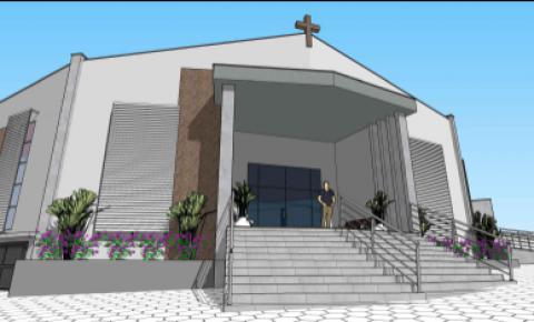 Capela Mortuária de Cocal do Sul está sendo ampliada