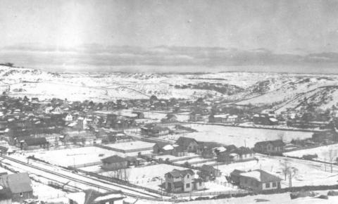 Nevasca histórica: Há 63 anos, Santa Catarina viveu o inverno mais rigoroso de todos os tempos