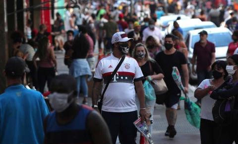 População do Brasil passa de 211,7 milhões, estima IBGE