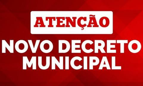 DECRETO SAF/Nº 510/2020: confira as mudanças que o novo decreto traz para o serviço público municipal em Cocal do Sul