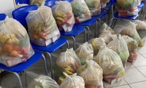 Urussanga: Secretaria de Educação alerta famílias sobre a busca dos kits emergenciais