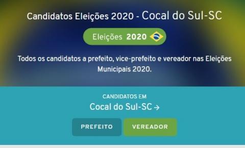 ELEIÇÕES: Conheça os candidatos a Prefeito e vereadores de Cocal do Sul