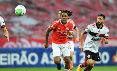 Inter empata com Flamengo, mas segue na liderança do Campeonato Brasileiro 2020