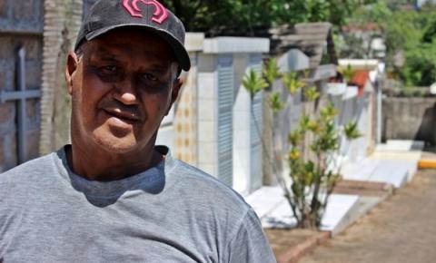 CUIDADO ALÉM DA VIDA: Conheça Seu Nico, o coveiro de Cocal do Sul