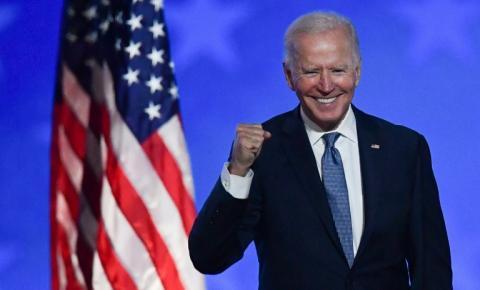 Joe Biden é o novo presidente eleito dos Estados Unidos