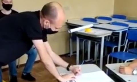 Vídeo orienta o eleitor para votação neste domingo