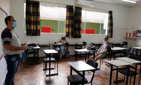 Retorno das atividades escolares presenciais é autorizado em Santa Catarina