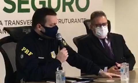 Já são oito, os detidos por suspeita de envolvimento no assalto de Criciúma