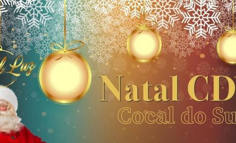Horário Especial e prêmios no Natal CDL 2020