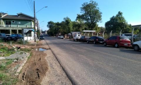 Trânsito será bloqueado na Rua Maximiliano Gaidzinski