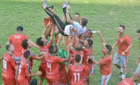 Após 13 anos, Próspera volta à Série A do Campeonato Catarinense