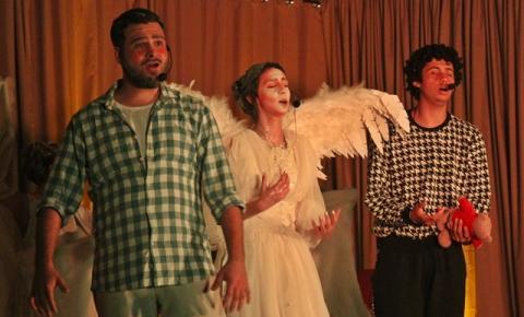 Musical Sonho de Natal mostra o talento de jovens sul-cocalenses na arte teatral