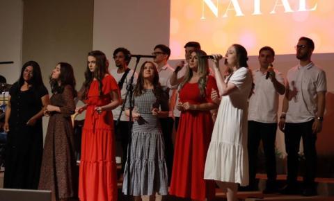 AD Cocal do Sul celebra o Natal em noite especial com cantata jovem