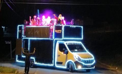 Semana de Natal foi de programação cultural em Cocal do Sul