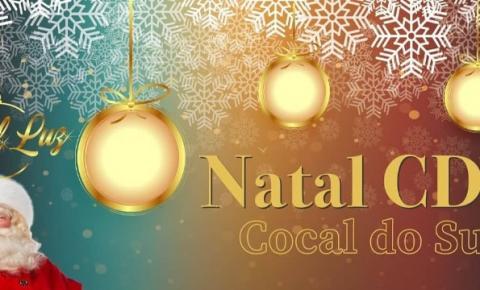 Ganhadores da promoção Natal CDL de Cocal do Sul