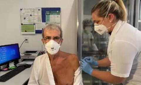 Doses de esperança: Cocal do Sul inicia vacinação contra a covid-19