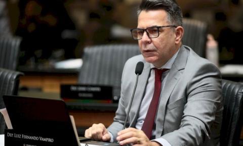 Luiz Fernando Vampiro será o novo secretário da Educação de Santa Catarina