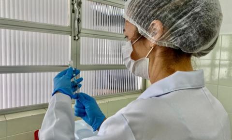 Cocal do Sul recebe 60 doses da vacina de Oxford/Astrazeneca