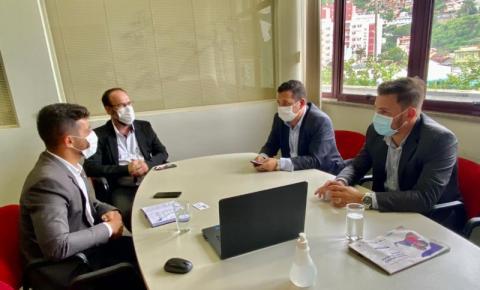 Cocal do Sul: prefeito vai à capital em busca de soluções
