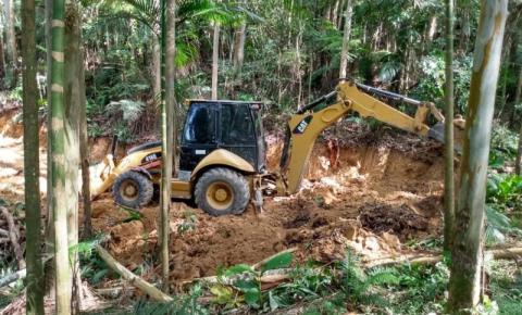 Cocal do Sul: Secretaria de Obras conclui trabalhos de drenagem e revitalização no município